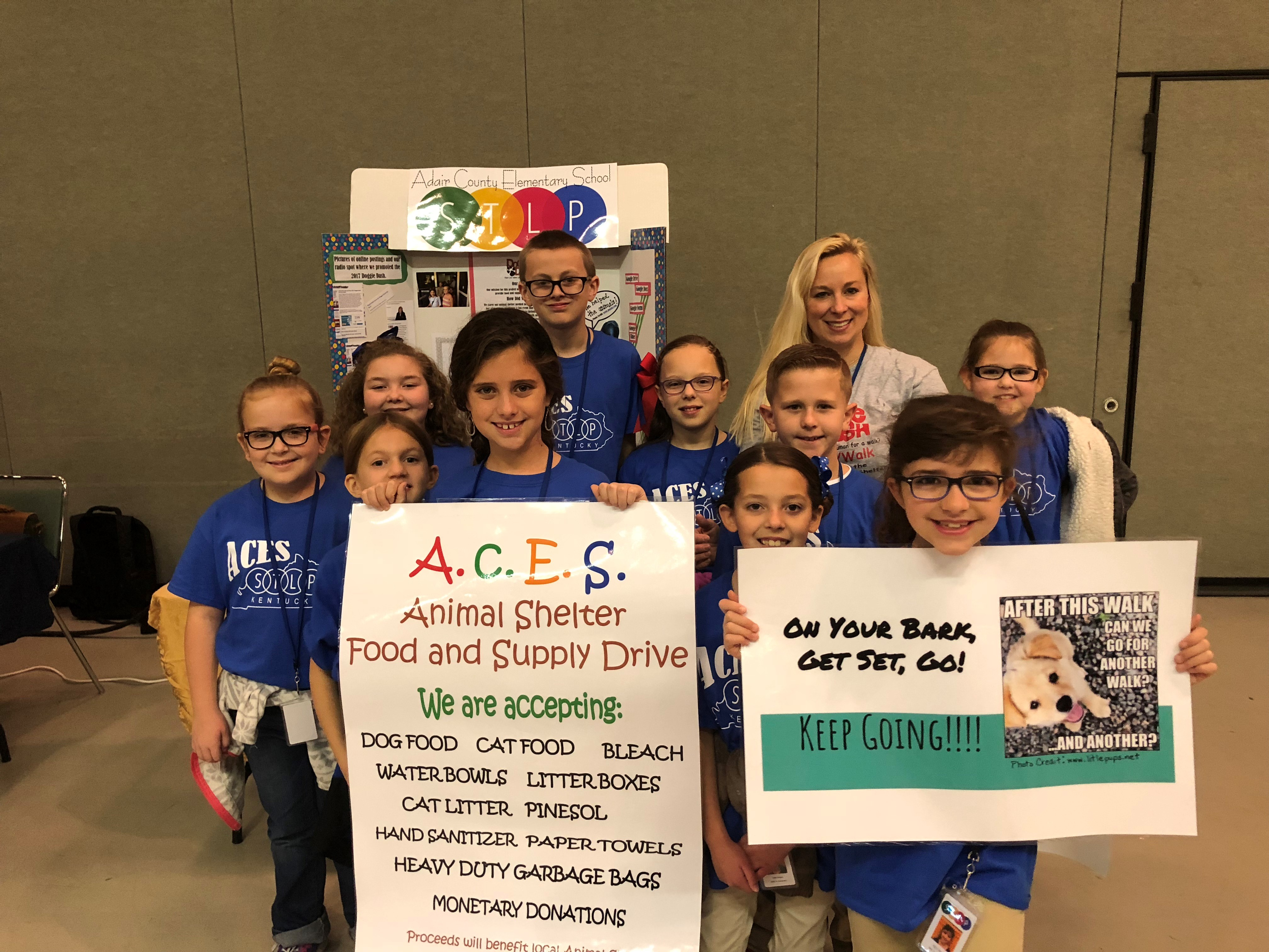 ACES Students Attend STLP Regional Competition