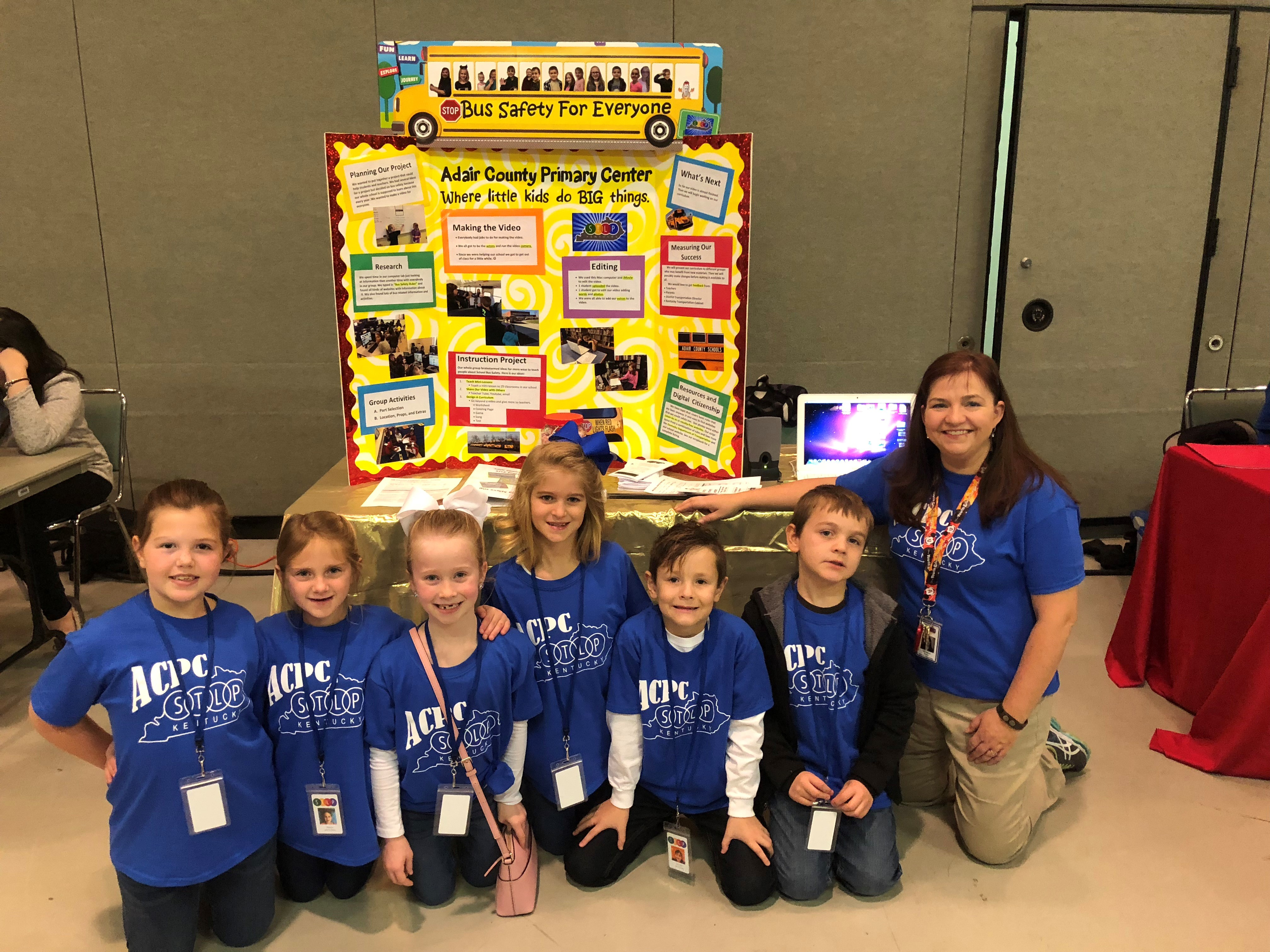 ACPC Students Attend Regional STLP Competition